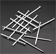Draadnagels Platte kop Concrete Nails Hardened Gecanneleerd betegelen Hoge Sterkte Beton Staal Nails Sluiting (Color : 0.8...