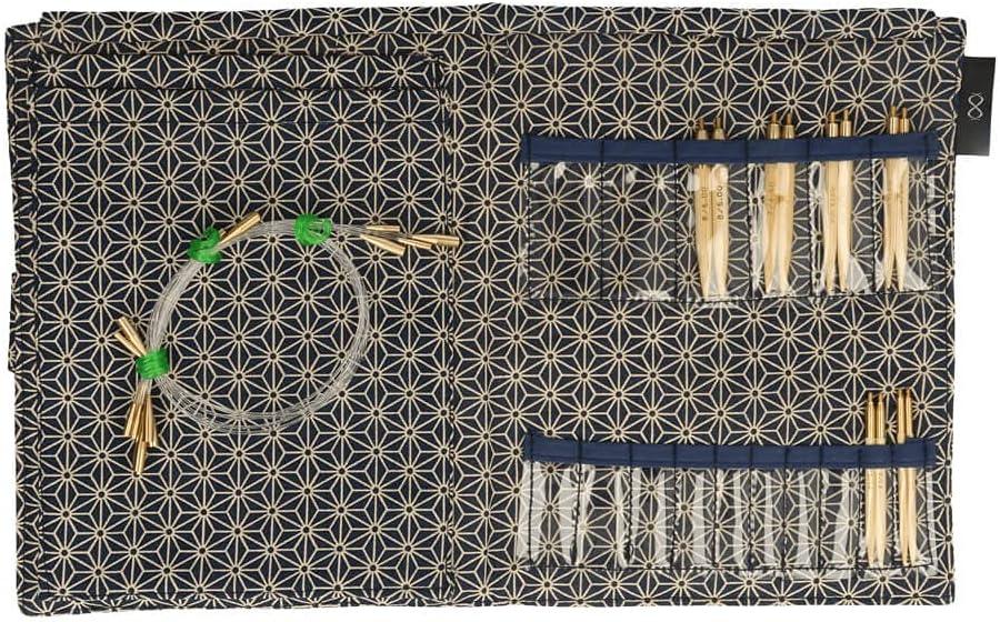 Seeknit KA57834-11 Circular Knit Set, sh, Blue