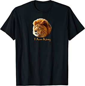 I Am King T-Shirt