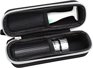 Mchoi Hard Portable Case Fits for Cleancut ES412 Personal Shaver