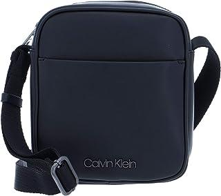 Calvin Klein CK Central Mini Reporter, Hombre, Negro, OS