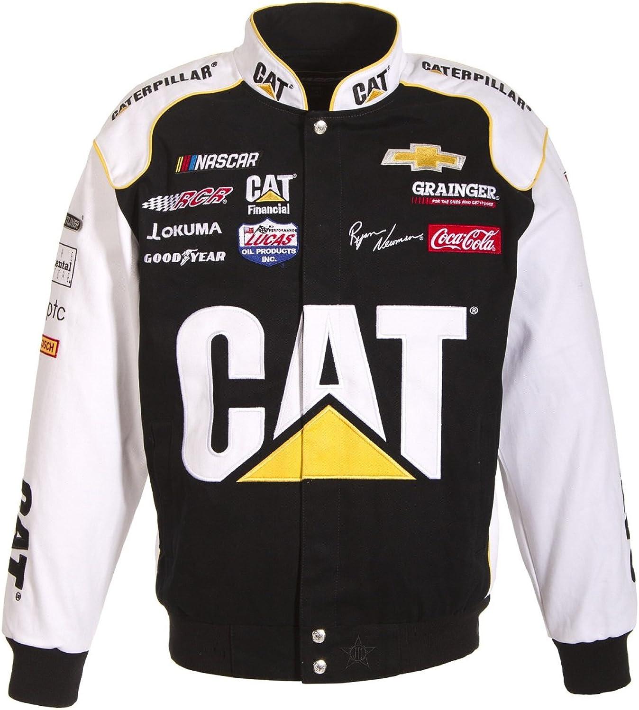 2017 Ryan Newman CAT Nascar Jacket Size 2XLarge