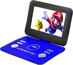$163 » Portable 12-Inch Blu-Ray DVD Player, Suitable for Cars and Homes, Supports HDMI/USB/SD/MMC/I Blu-Ray Disc Full HD 10. (Col...