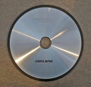 """Diamond 5-3/4"""" Chainsaw Wheels for 3/8 and .404 Pitch Carbide Insert Chains"""