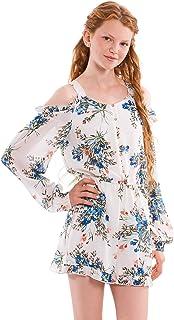 32d168d8a40 Amazon.com  Big Girls (7-16) - Jumpsuits   Rompers   Clothing ...