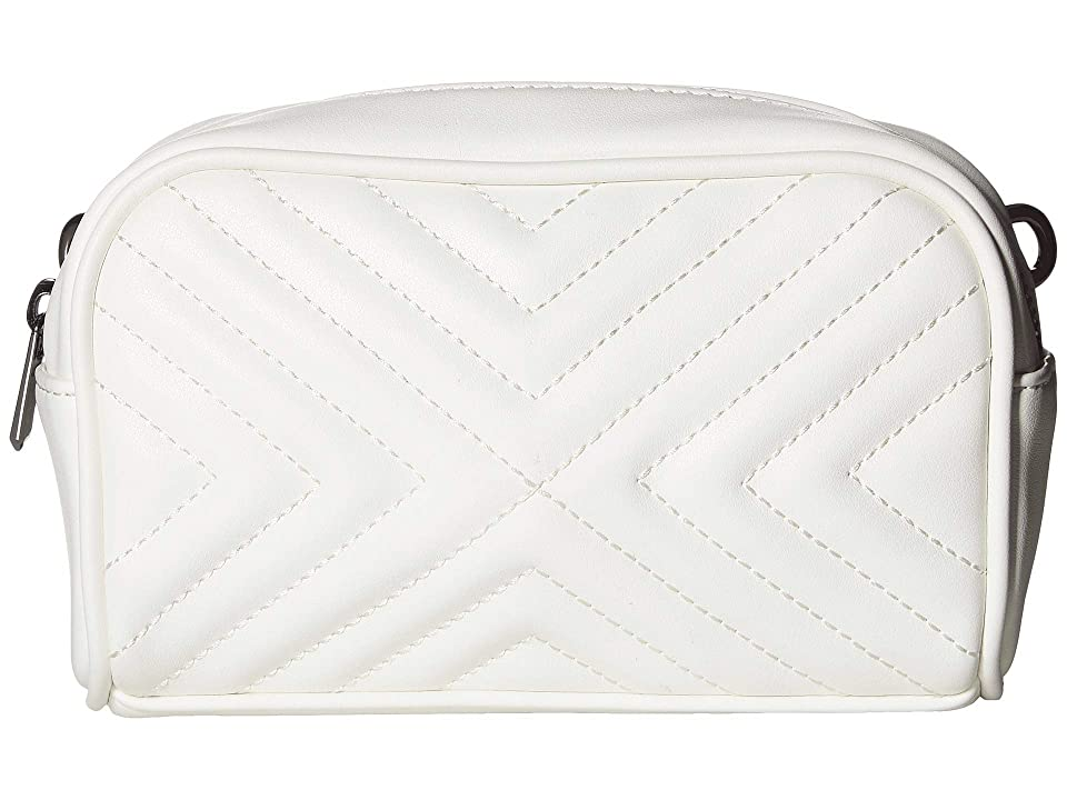 Sam Edelman Baker Shoulder/Belt Bag (White) Handbags