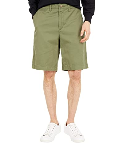 Polo Ralph Lauren Relaxed Fit Surplus Shorts (Army Olive) Men