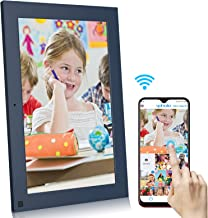 Sponsored Ad - FULLJA WiFi Digital Picture Frame 10 Inch Touch Screen IPS HD Dispaly,Smart Electronic Photo Frame with 16G...