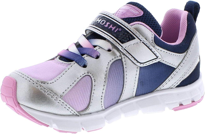 TSUKIHOSHI Unisex-Child Rainbow Sneaker