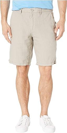 Austin Linen Shorts