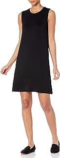 Daily Ritual Women's Jersey Muscle Swing Dress