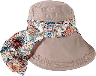Kuyou Summer Beach Hat Ladies Outdoor Sports Hat Anti UV Sun Hat
