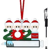 Suchpizz 2021 Family Christmas Ornament