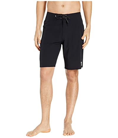 Quiksilver Highline Kaimana 20 Boardshorts (Black) Men