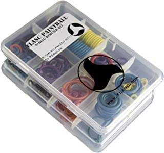 Flasc Paintball Planet Eclipse Ego 07-11 Oring kit with 5x Rebuilds Color Coded by