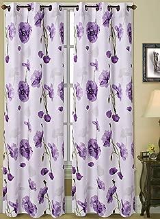 2 Grommet Curtain Panels 74