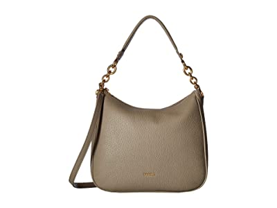 Furla Cometa Medium Hobo (Sabbia) Hobo Handbags