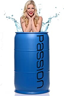 Passion Lubes, Natural Water-Based Lubricant, 55 Gallon/7040 Fl Oz