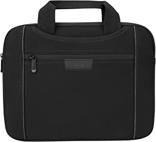 Targus Slipskin Sleeve with Hideaway Handles for 12-Inch Laptops (TSS981GL)