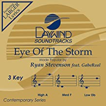 Eye Of The Storm Accompaniment/Performance Track