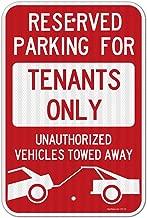no public parking sign