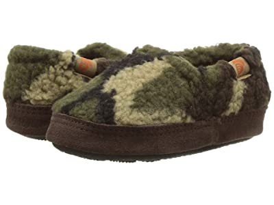 Acorn Kids Acorn Moc (Toddler/Little Kid/Big Kid) (Camoflage) Kid