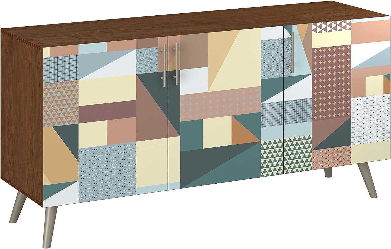 Poppy Sideboard - In stock Long Beach Mall Walnut Velma Design Colors 11 Base in 5 Styl