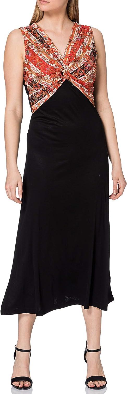 Desigual メイルオーダー Women's Woman Sleeveless 送料無料 激安 お買い得 キ゛フト Knit Dress