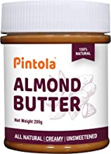 Pintola All Natural Almond Butter (Creamy) (200g)