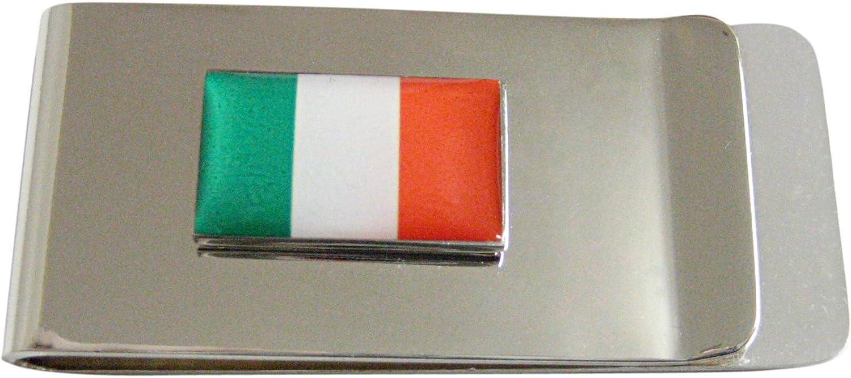 Italy Flag Superior Money Deluxe Clip
