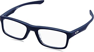 OAKLEY Eyeglasses PLANK 2.0 (OX8081-0351) Softcoat Universal Blue MM