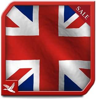Amazing British Flag – A United Kingdom (UK) flag to celebrate national & independence day