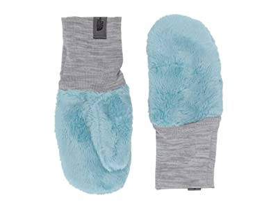 The North Face Kids Osilito Mitt (Toddler) (Windmill Blue) Extreme Cold Weather Gloves
