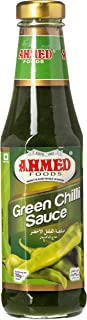 Ahmed Foods Green Chilli Sauce, 300 gm