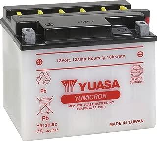 Yuasa YUAM221B2 YB12B-B2 Battery