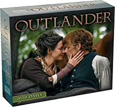 2020 Outlander Boxed Daily Calendar: by Sellers Publishing