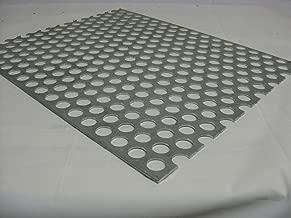 perforated aluminium plate