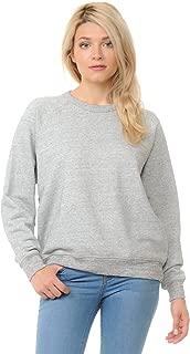 Best petite crew neck sweatshirt Reviews