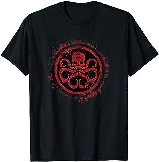 Marvel Hail Hydra Logo T-Shirt