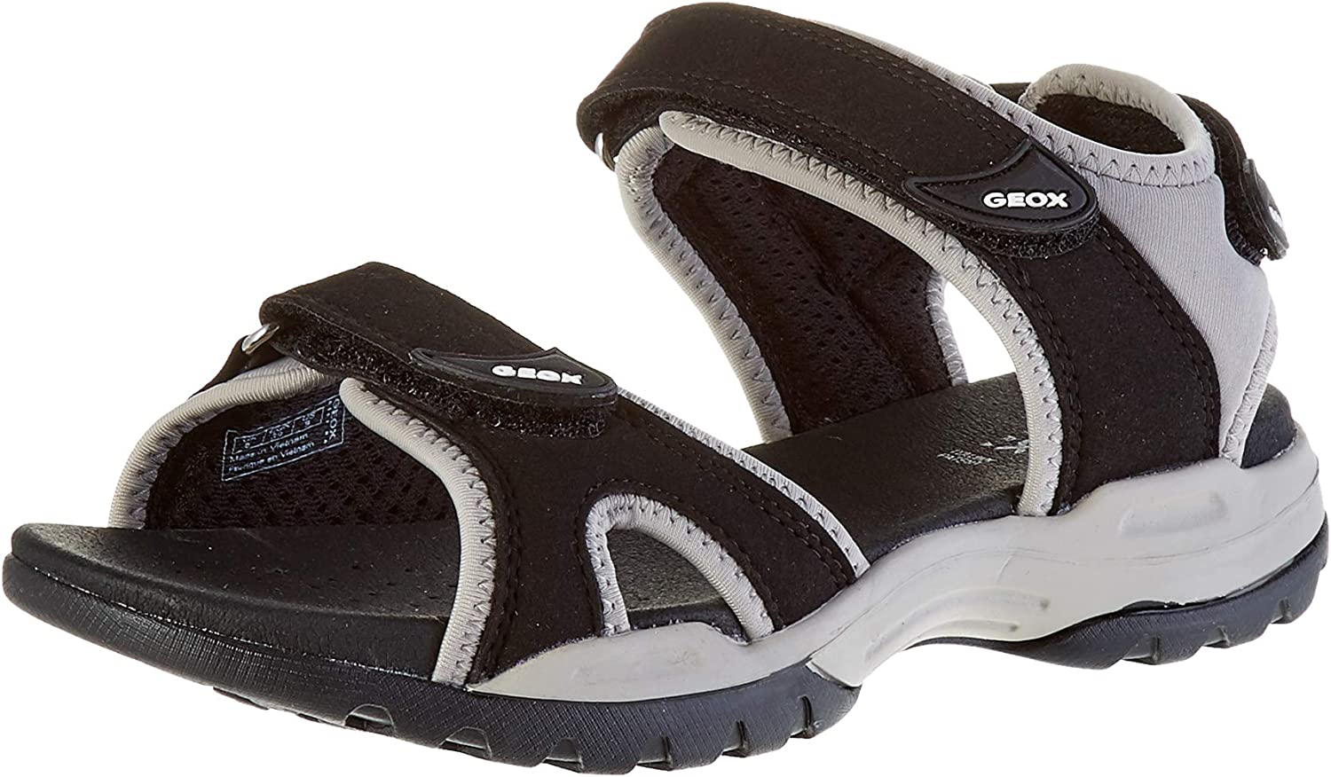 Max Tucson Mall 63% OFF Geox Women's Ankle Strap Lt Sandals Grey