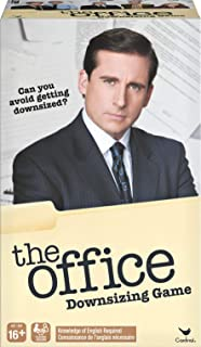 The Office TV Show Downsizing Game, Retro Board Game for Adults