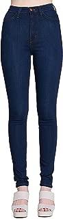 Vibrant Super Stretch High Rise Jeans