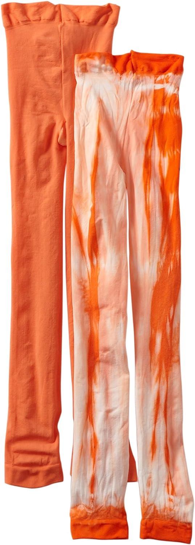 Jefferies Socks Little Girls' Neon Capri Tights (Pack of 2)