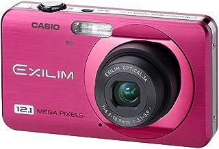Casio EXILIM EX Z90 PK Digitalkamera (12,1 Megapixel, 3 Fach Opt. Zoom, 6,9 cm (2,7 Zoll) Display) pink