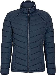 TOM TAILOR Men's Quilted Jacket Lightweight