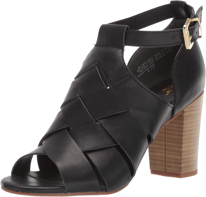 BC Footwear Womens Pathway Heeled Sandal
