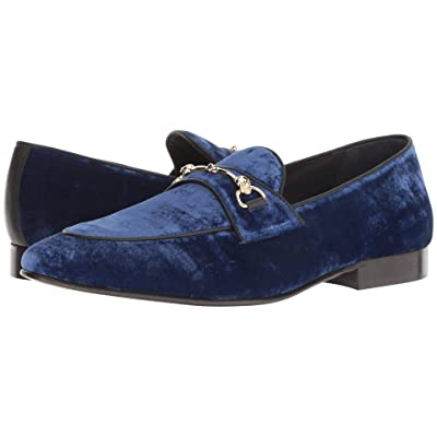 Donald J Pliner Palti (Blue Velvet) Men