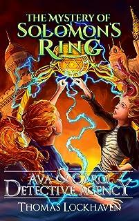 Ava & Carol Detective Agency: The Mystery of Solomon's Ring