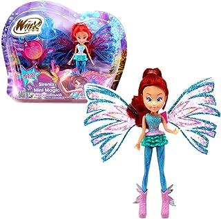 Winx Club - Sirenix Mini Magic - Bloom Doll with Transformation
