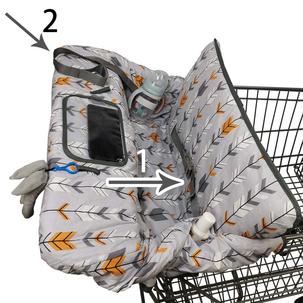 DODO NICI Strap with Buckles for Shopping cart Cover and Bottle Strap